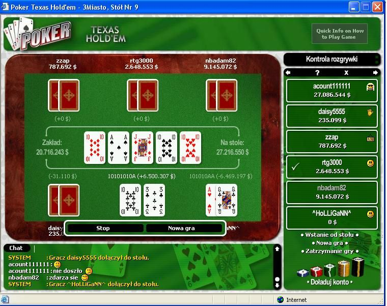 Poker terms snap call